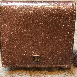 Kate Spade glitter bug mavis street wallet